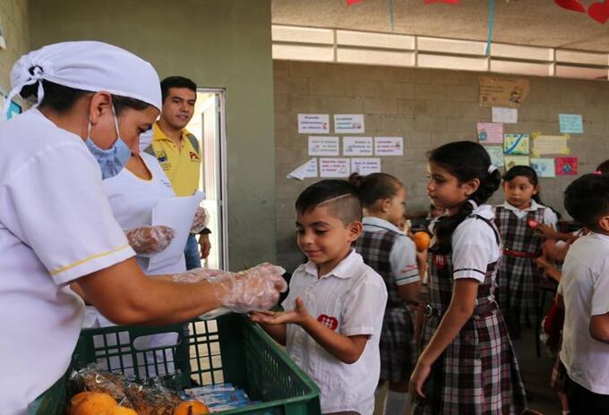 En cerca de 8000 cupos aumento el PAE en Cúcuta
