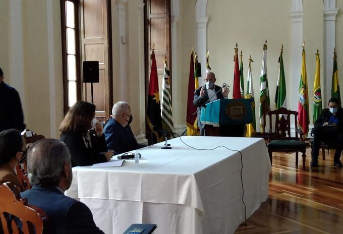 La CIDH se reúne con el Congreso de la República