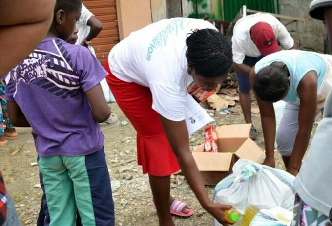 Es compleja la situación humanitaria en la población