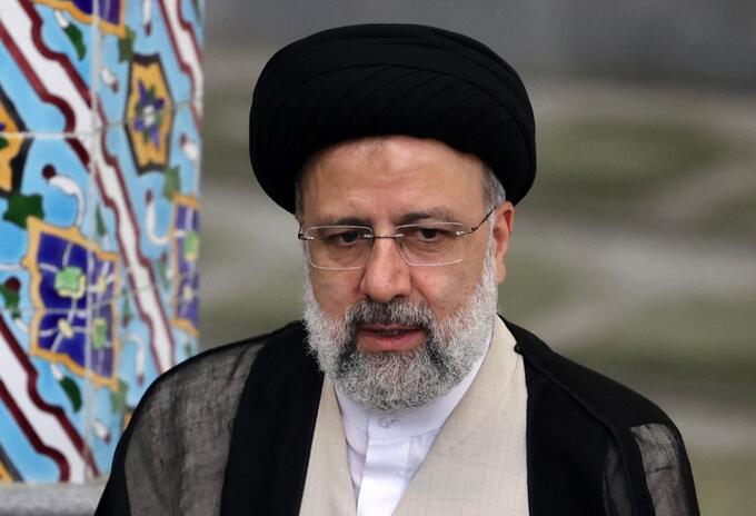 Ebrahim Raisi, nuevo presidente de Irán