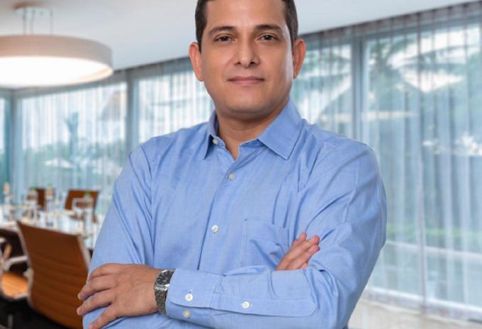 Irvin Pérez, presidente Fontur