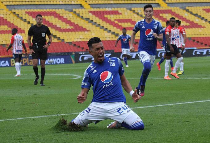 Fernando Uribe - Millonarios 2021