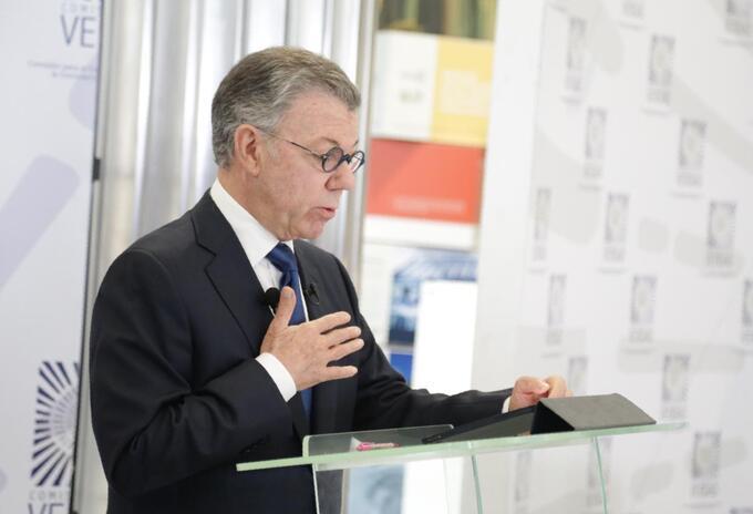 Juan Manuel Santos pidió perdón a las madres de Soacha y víctimas de falsos positivos