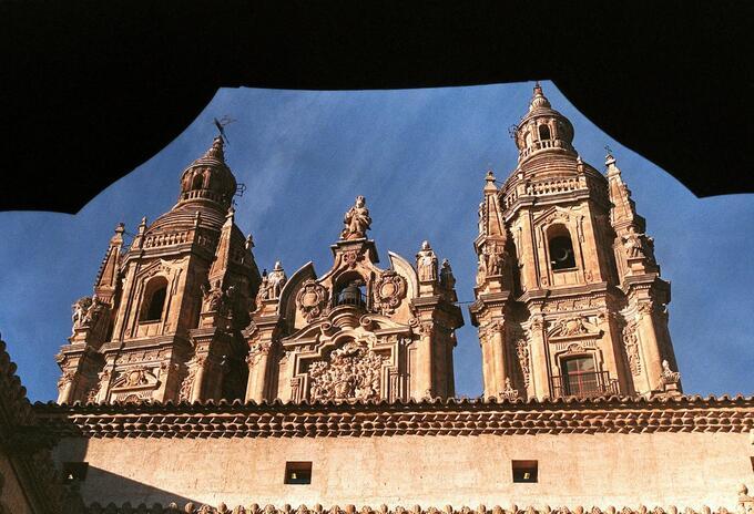 Universidad de Salamanca en España