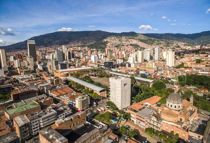 Medellín ya no tendrá restricciones a la movilidad, tras la reactivación económica.