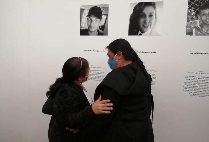 Exposición fotográfica 'Vidas Robadas'