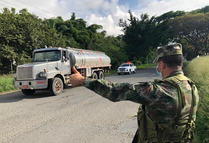 Caravanas Ejército