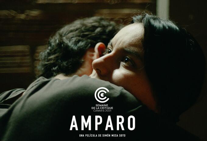 Película 'Amparo'.