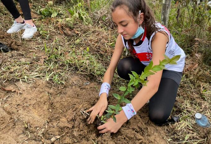 Competencia ambiental en Ubalá, Cundinamarca
