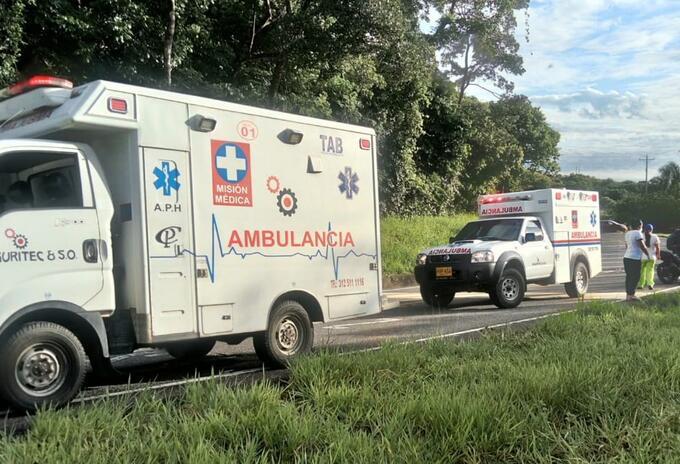 Casanare, UNP; accidente, tránsito, heridos