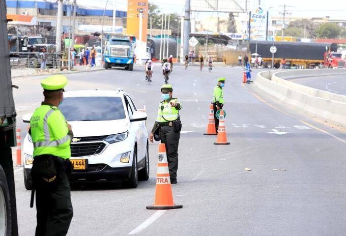 Operativos Policía