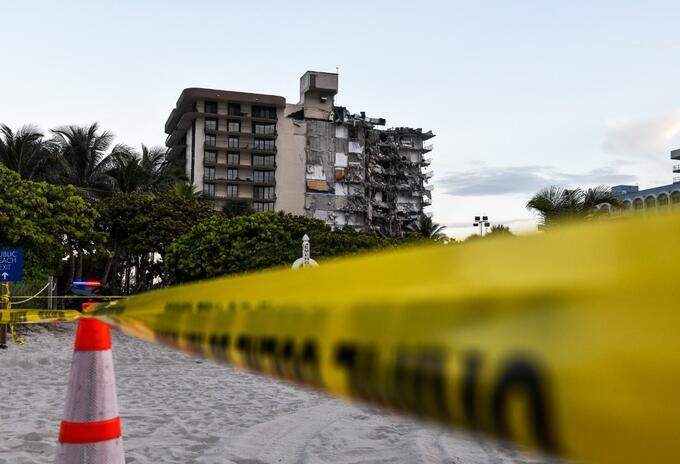 Derrumbe edificio en Surfside, Miami-Dade