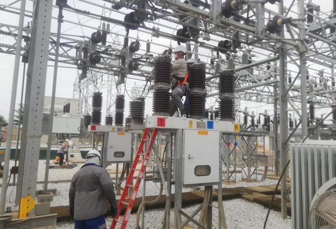 Incremento de consumo de energía provoca apagones