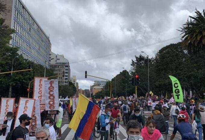 Balance protestas 20 de Julio