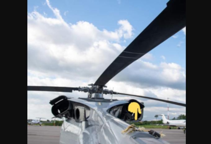 El mandatario viajaba en un helicóptero, Norte de Santander