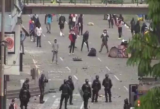 Denuncia Policía
