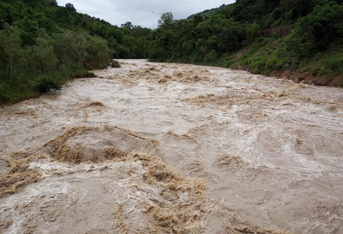 Arauca, ríos, alerta roja, desbordamiento, invierno