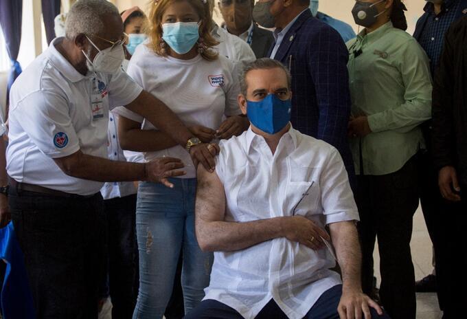 Luis Abinader, presidente de República Dominicana