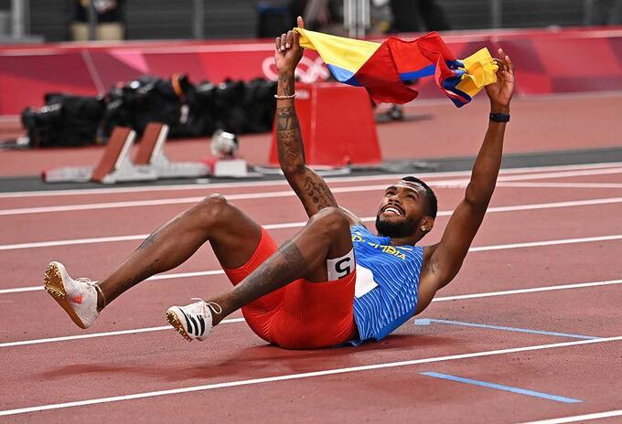 Juegos olímpicos: Anthony Zambrano reacción al ganar medalla de plata | RCN  Radio