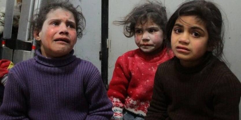 Conflicto Siria.