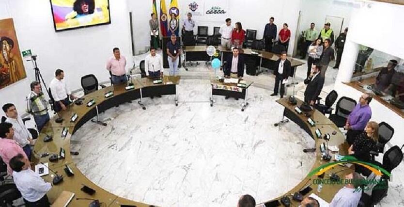 Concejo Municipal de Bucaramanga