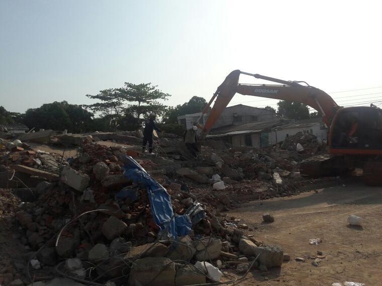 Víctimas de Portal de Blas de Lezo II piden cárcel para el constructor Wilfran Quiroz