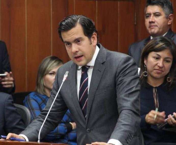 Presidente de la Cámara de Representantes, Rodrigo Lara