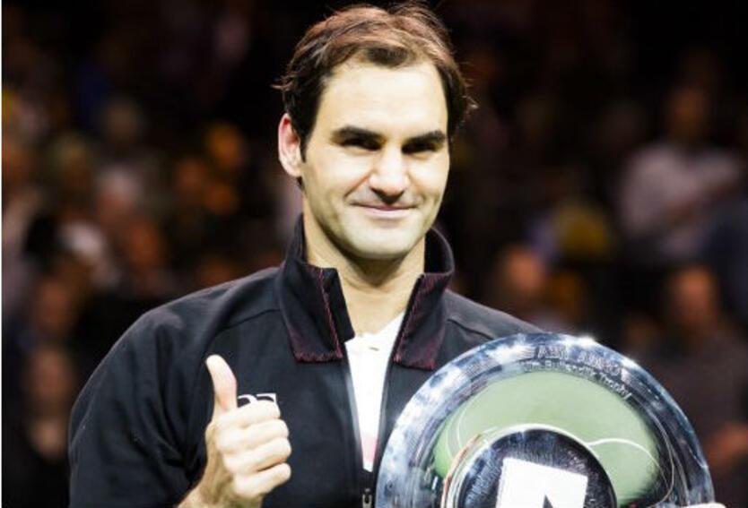 Roger Federer, nuevo número uno del mundo