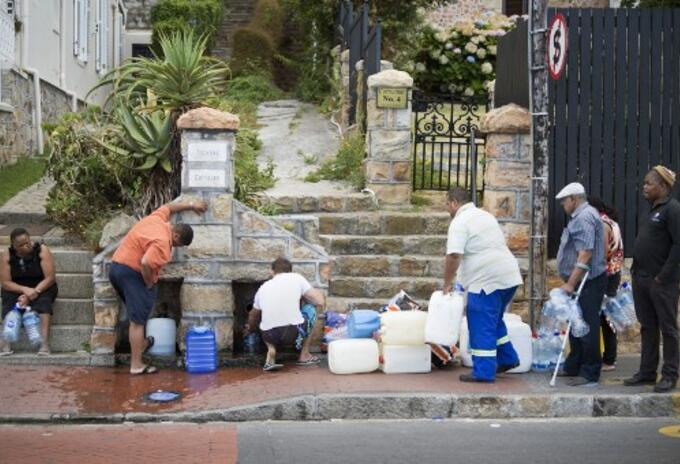 Emergencia en Ciudad del Cabo