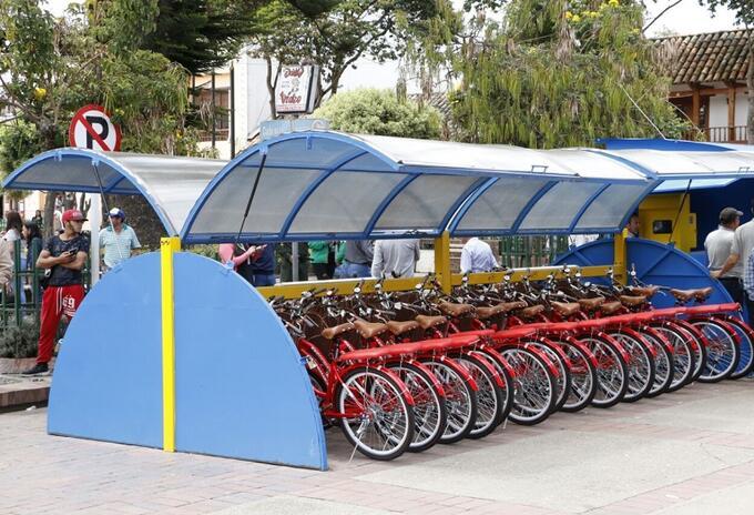 Bicicletas biométricas