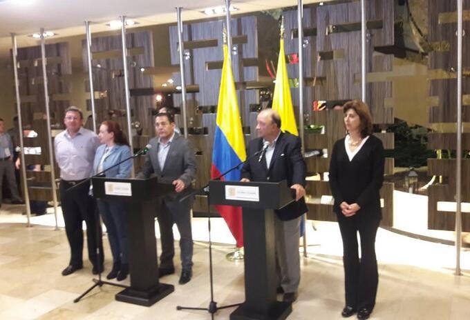 VI encuentro binacional Colombia- Ecuador