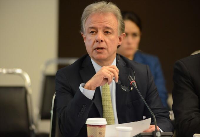 Andrés González - embajador de Colombia ante la OEA