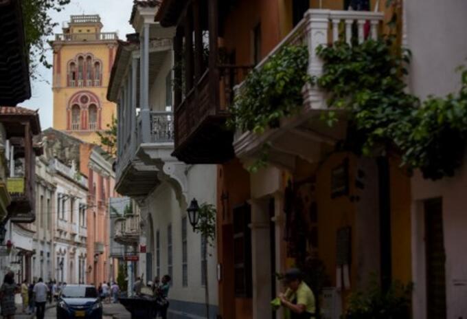 Desaparecido en Cartagena