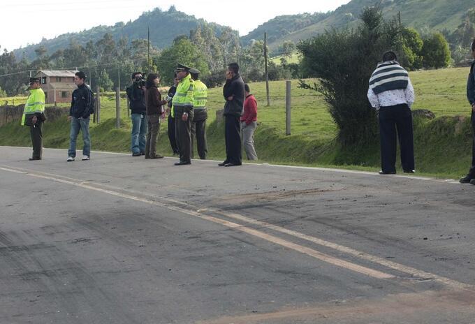 Vía La Calera