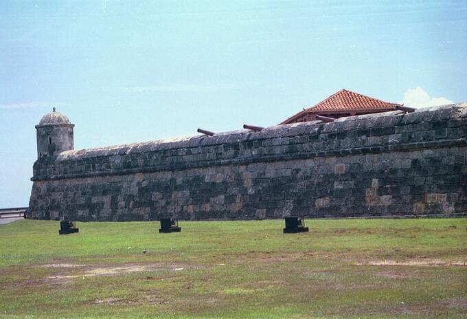 Murallas Cartagena