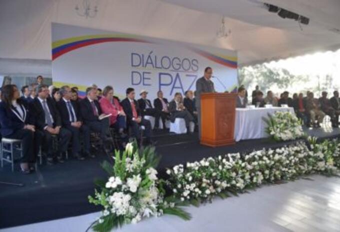 Diálogos Gobierno - ELN