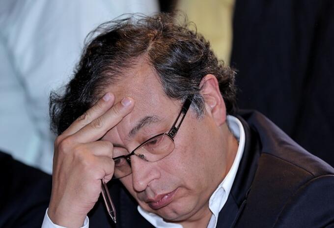 Gustavo Petro Colprensa