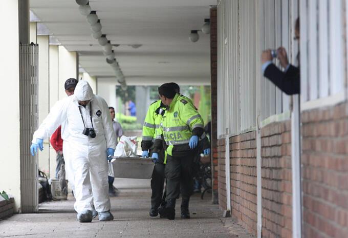Niña fallecida en Medellín