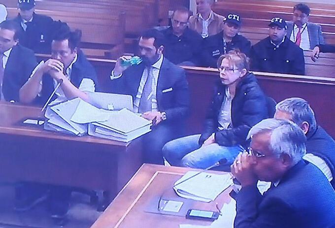 Imputación de cargos a los hermanos Mora Urrea