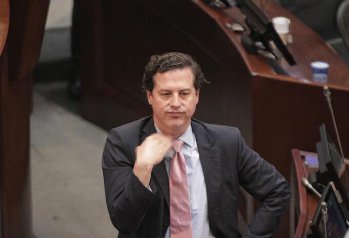 Juan Manuel Galán desvirtuó su llegada a la campaña de Fajardo | RCN Radio