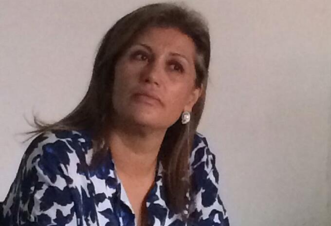 Congresista Luz Adriana Moreno Marmolejo