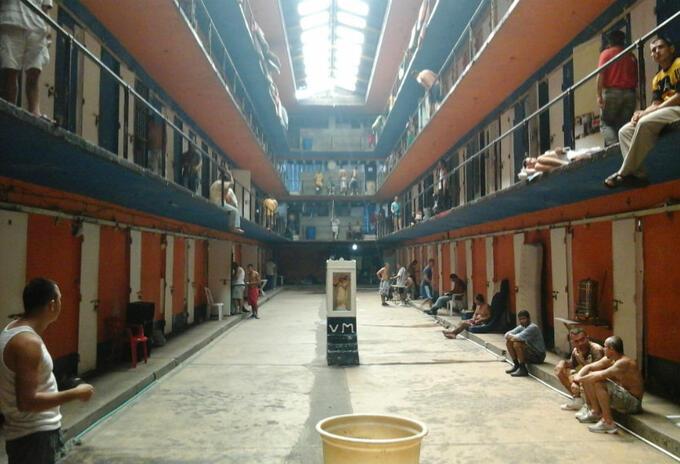 Cárcel La Picaleña