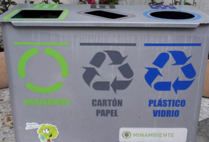 Reciclaje referencial