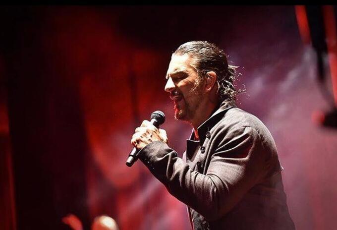 Ricardo Arjona, cantante guatemalteco