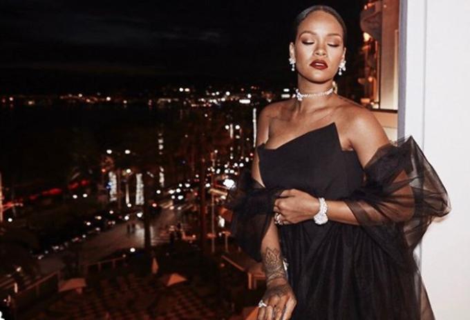 Rihanna, cantante de pop