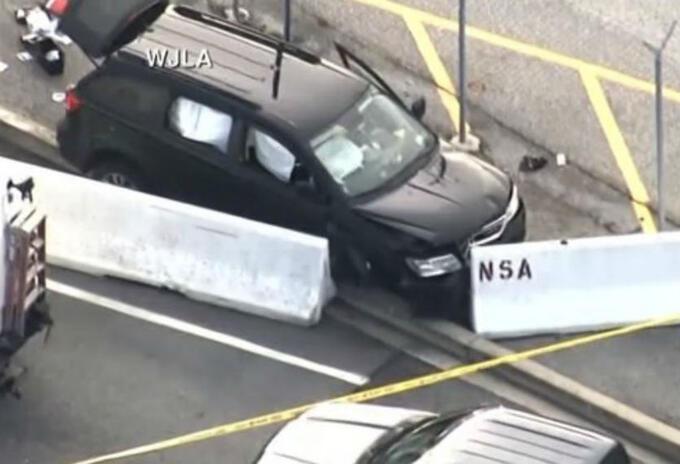 Tiroteo Agencia Nacional de Seguridad en Estados Unidos