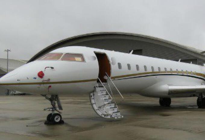 Avioneta que salió de El Dorado cargada de droga