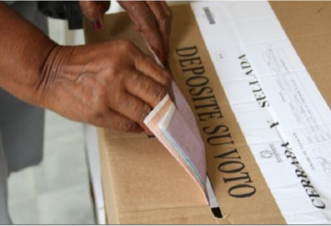 Elecciones referencial