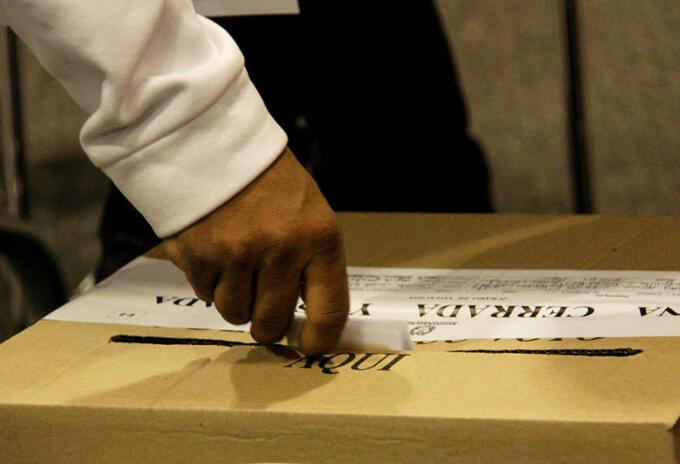 Votaciones - Urna - Elecciones