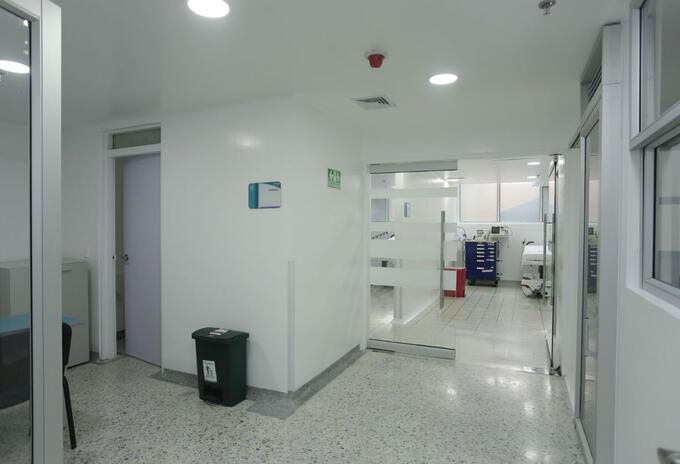 Hospitales de Colombia